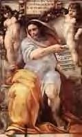 """Isaiah"" by Raphael Sanzio"
