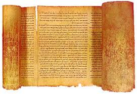 writing and reading the scroll of isaiah