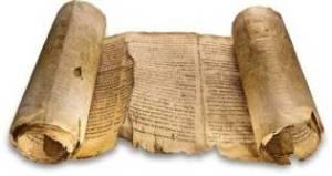 Bible Scroll