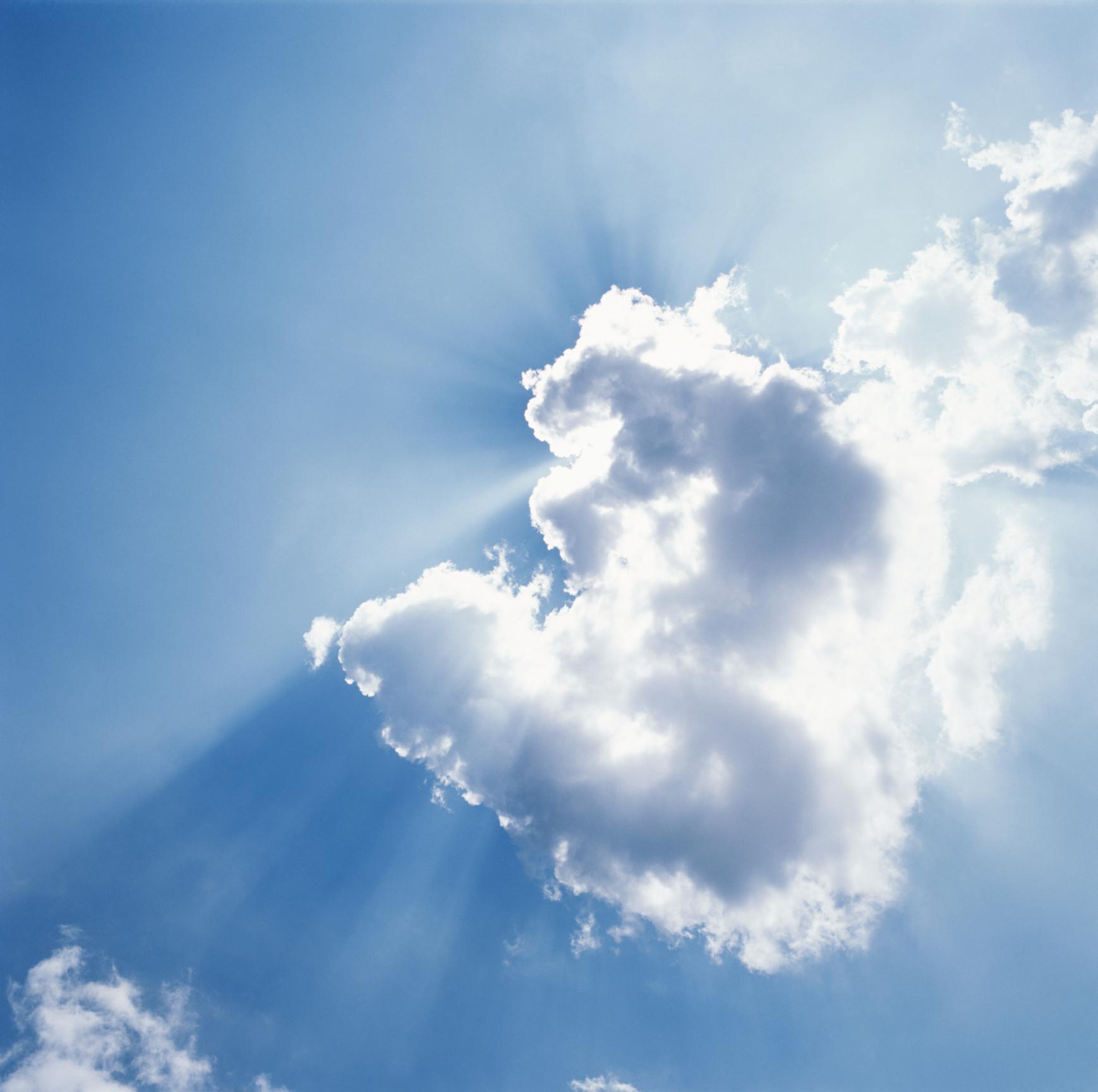 Jesus Looking Down From Heaven | www.pixshark.com - Images ...