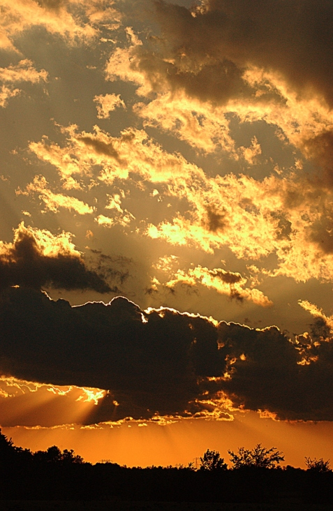 Clouds - ominous
